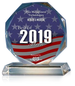 Pain Management Technologies - Best of Akron Awards